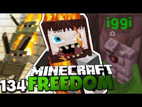IGGI WILL KÄMPFEN & REISE IN XAROTHS SCHLOSS?!  ✪ Minecraft FREEDOM #134 | Paluten