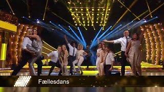 Fællesdans | Program 1 | Vild Med Dans 2016