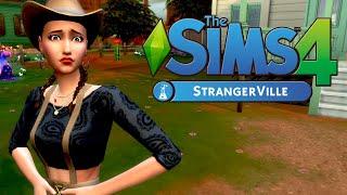 The Sims 4 StrangerVille #1 - Co tu się....?