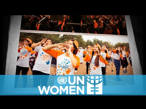 UNiTE for International Day to End Violence Against Women