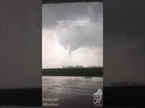 08-16-2017 Nicollet, MN - Tornado