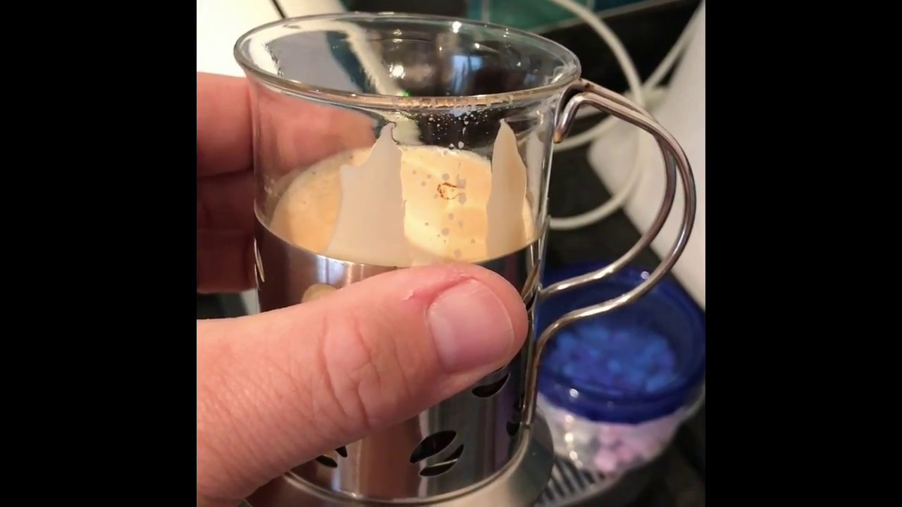 How to descale a Nespresso Magimix Machine - YouTube