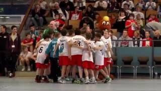 Mini handball- reglamento