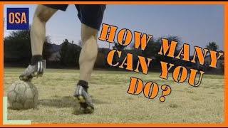 How To Do Multiple Pull Back Vs - Soccer Skills Challenge
