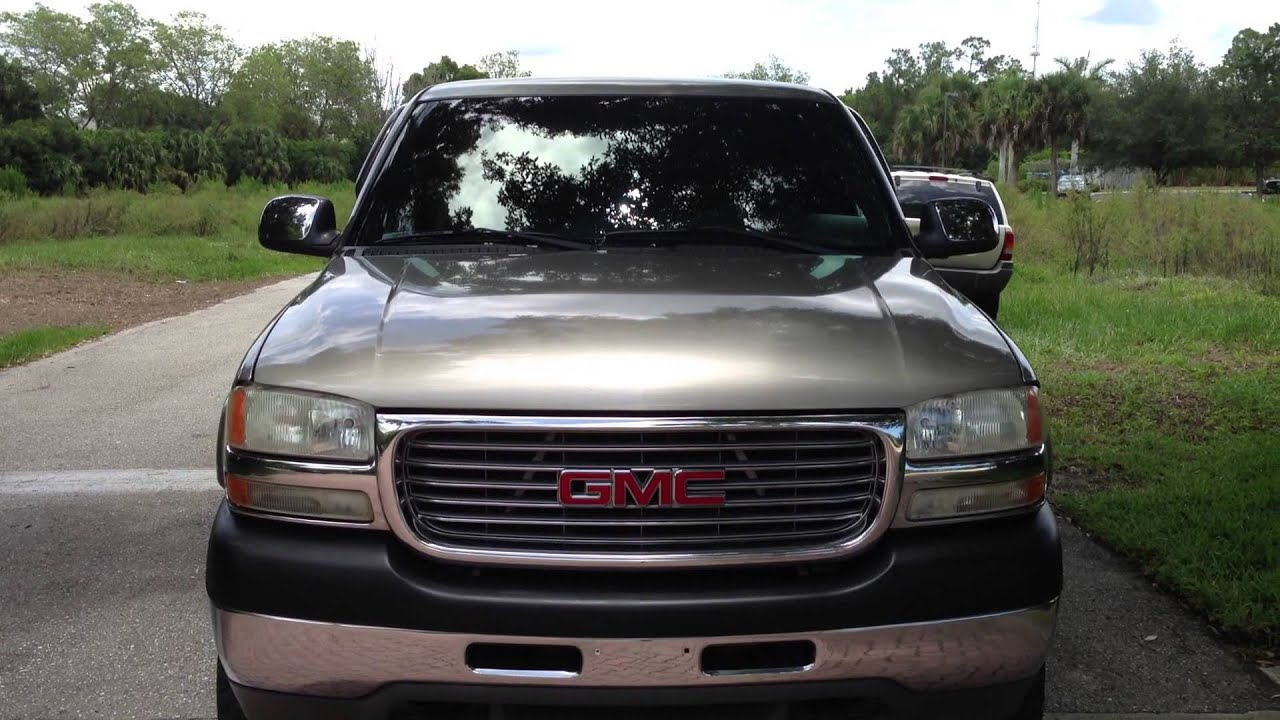 2002 Gmc Sierra Sle 2500 Hd View Our Current Inventory