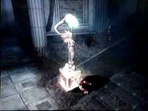 god of war 2 how to use urns