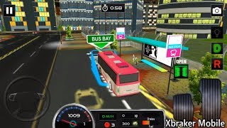 Europe Bus Simulator - Real Bus Driving Simulator Android Gameplay