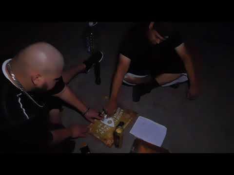 burning the ouija board very creepy