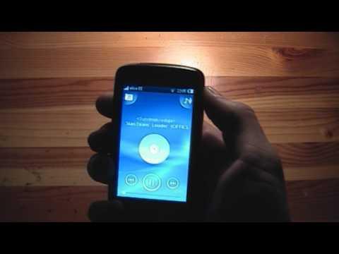 Sony Ericsson txt pro volume trick