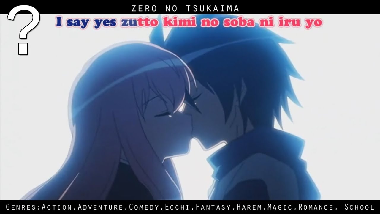 Top 15 Action Romance Anime