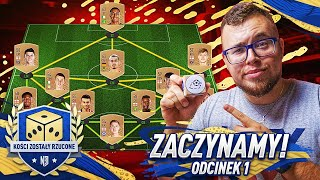 ZACZYNAMY!  - KOŚCI ZOSTAŁY RZUCONE #1   FIFA 20
