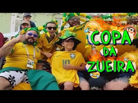 BEST FUNNY MOMENTS OF THE WORLD CUP 2018 - CR7, MESSI, NEYMAR