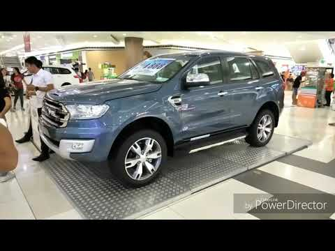 Ford Everest 2018 Top of the line varreant || Walkaround