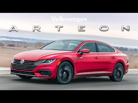The VW Arteon Is An Audi A7 On A Budget