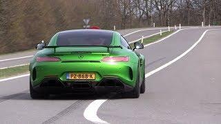 LOUD Supercar Accelerations - AMG GT-R, Aventador SV, LaFerrari, 991 GT3 & More!