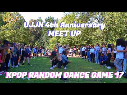 [KPOP IN PUBLIC] KPOP RANDOM DANCE GAME 17! UJJN 4TH ANNIVERSARY MEET UP | LONDON