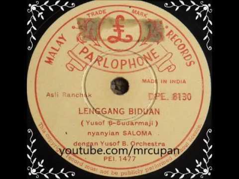 Saloma - Lenggang Biduan (1960)