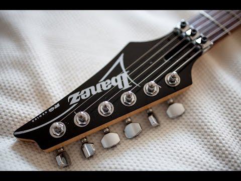 Ibanez RG270 Korea - Test - METAL and more - Recenzja - Gitarowanie #23