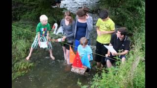 Bootjesrace 2012 - Camping de la Semois 29 juli 2012