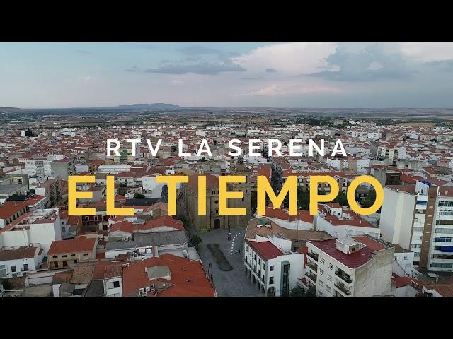 #RTVLASERENA #ElTiempo Villanueva de la Serena 17 de enero.