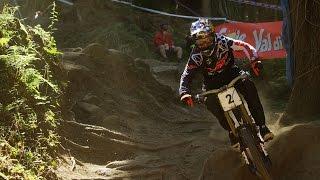 Aaron Gwin's Hunt for a UCI Mountain Bike World Championship