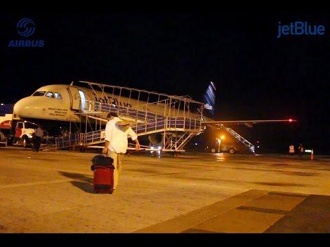 TRIP REPORT!! Jetblue Barbados(BGI) to NewYork(JFK) A320
