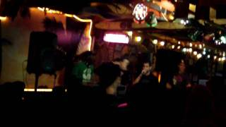 Verse vs. Akword Actwrite OT Acapella (MC Battle at Burts Tiki Lounge) 2010