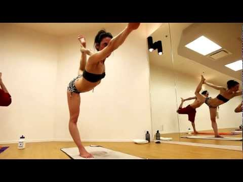 Bikram Yoga Experts - #1 Noa Glouberman