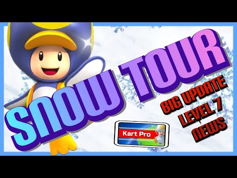 SNOW TOUR |FIRST LOOK and ALL ABOUT NEWS AND UPDATES [+ Datamining]