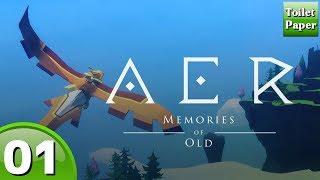 実況#01【AER Memories of Old】神々の地への巡礼の旅