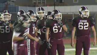 Class AAA, AA football highlights