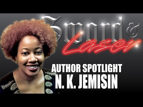 Author Spotlight: N.K. Jemisin - Sword and Laser