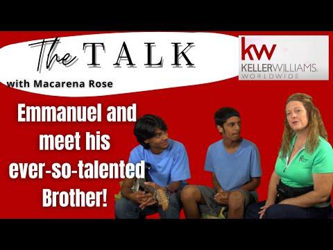 Belize Talk Radio Part IV Emmanuel Mangar Musician