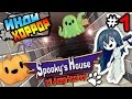 Spooky House Of Jump Scares прохождение инди хоррор Часть 1 mp3