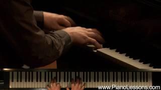 Blues Piano Solo - Piano Lessons