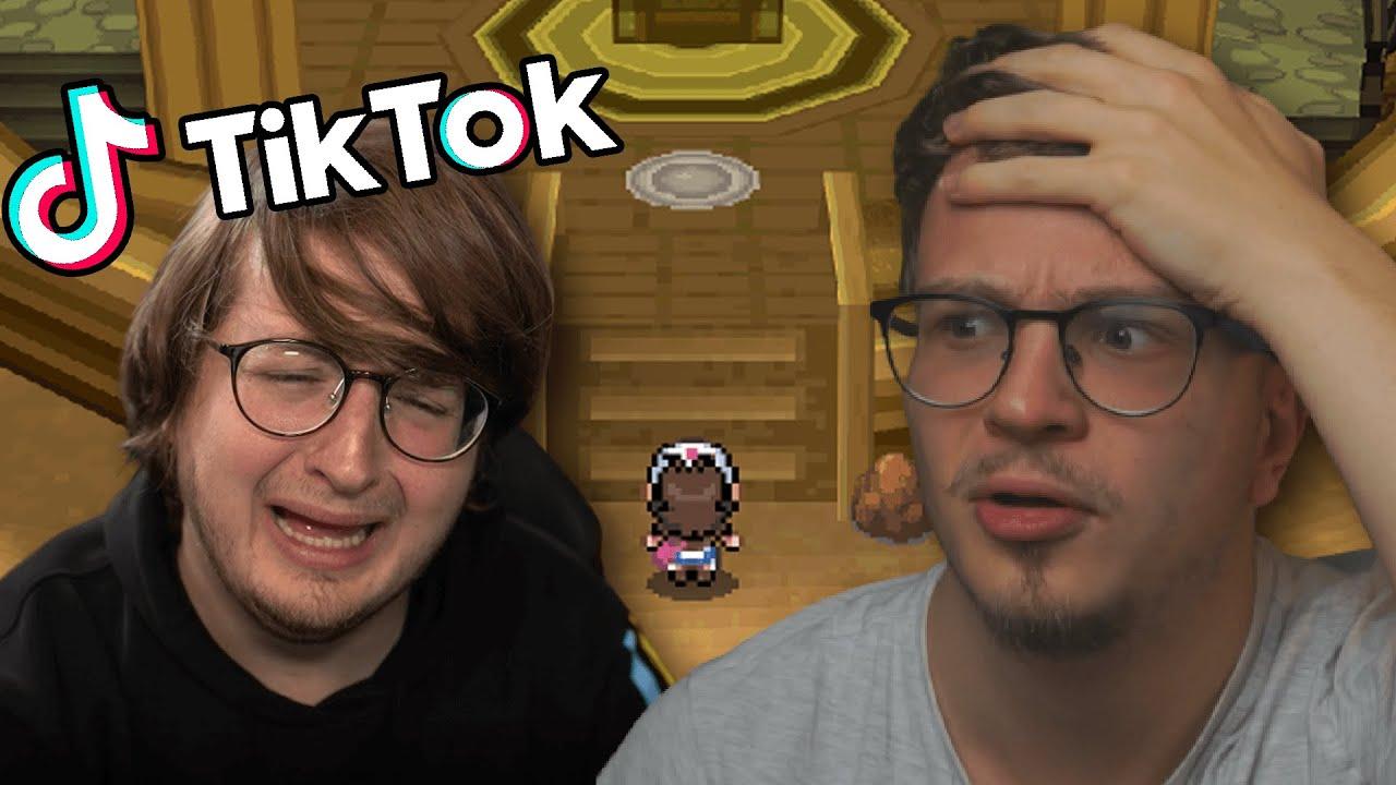 This TikTok Star Asked Me To Save His Nuzlocke