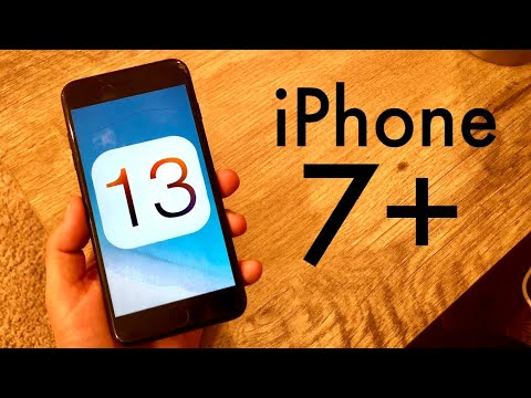 iOS 13 BETA 7 On iPhone 7+ Review