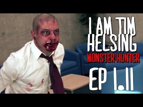 1.11 - A Staple Diet Of Violence -  TIM HELSING : MONSTER HUNTER