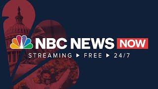 LIVE: NBC News NOW - October 28
