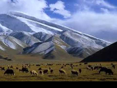 Paisajes de Asia central/Central Asia Landscapes