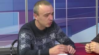 Андрій Чумаков та Павло Гула у програмі Спортцентр
