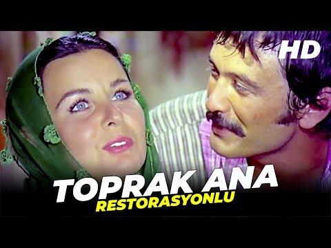 Toprak Ana | Fatma Girik Eski Türk Filmleri (Restorasyonlu)