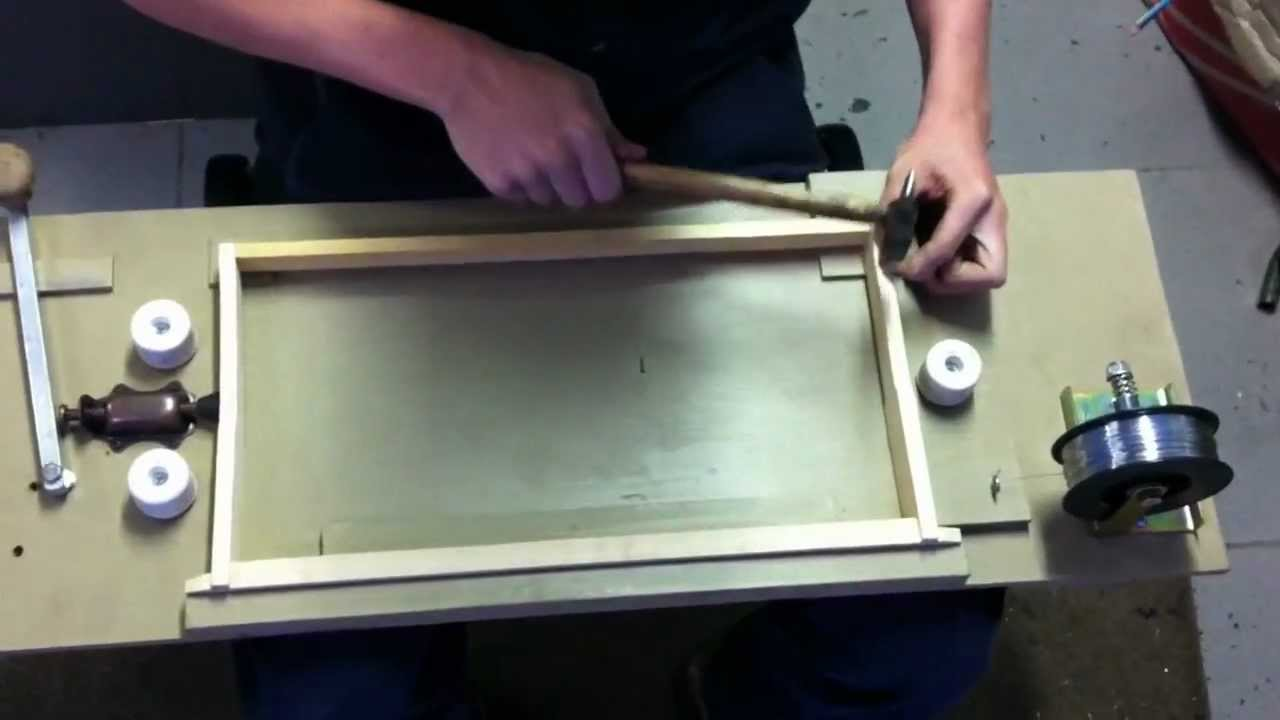 hight resolution of bee frame wiring video