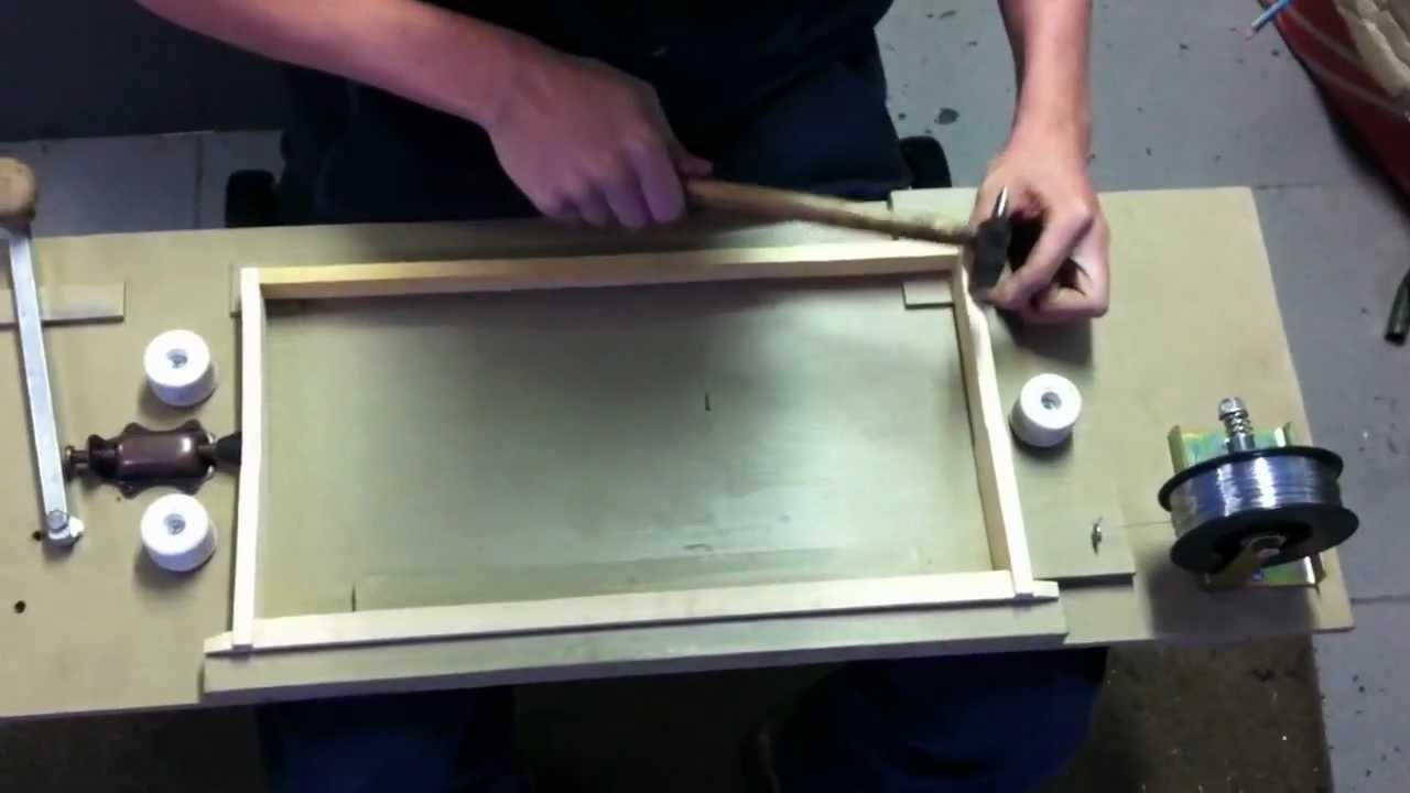 medium resolution of bee frame wiring video
