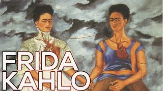 Frida Kahlo: A collection of 100 paintings (HD)