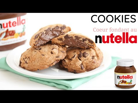 cookies-coeur-fondant-au-nutella-|-recette-simple