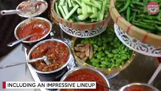 Gambar cover Nasi Padang Buffet With 12 Types Of Sambal | Aroma Kampung