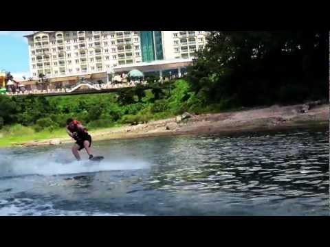 Wakeboarding in South Korea