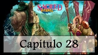 Capítulo 28 - El estanque - Sacred Citadel Jungle hunt