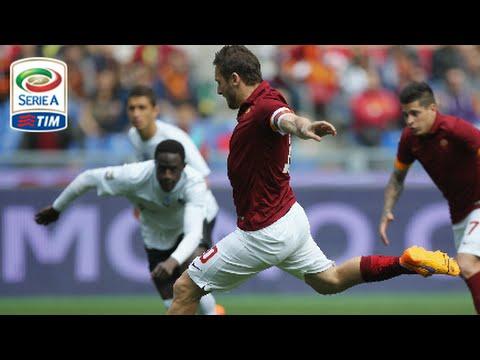Download Roma - Atalanta 1-1 - Highlights - Giornata 31 - Serie A TIM 2014/15